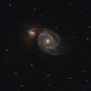 Messier 51,                                eric30