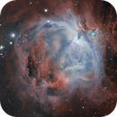 M42 nebulosa di Orione,                                Manuele Costantinis
