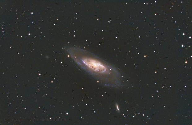 Messier 106,                                Tertsi
