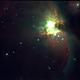 Orion Nebula,                                Chris W