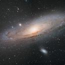 Andromeda M31,                                eldoctorbacterio