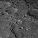 Clavius, Rutherfurd,  Moretus, Gruemberger and Blancanus  24.03.2021,                                Uwe Meiling