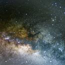 Milk Way,                                Lauriston Trindade