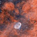Crescent & Soap Bubble Bicolor,                                Bill Long