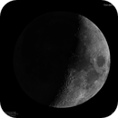 Moon: light and dark,                                Andrea Vanoni