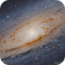 M31 with RASA8 - a closer look at the core,                                Göran Nilsson