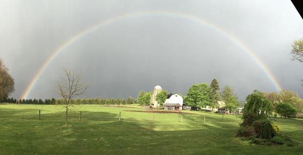 Chasing Rainbows,                                Bob J