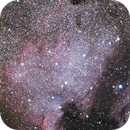 NGC7000,                                Hsiang-Yu Hsieh