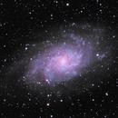 M33 HaLRGB,                                Andrew