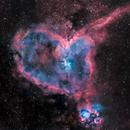 IC 1805 Heart,                                GregGurdak