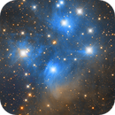 The Pleiades,                                Davide Coverta
