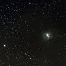 Iris Nebula,                                Chappel Astro