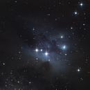 NGC 1977 - The Running Man Nebula,                                Ahmed