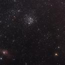 Bubble Nebula Field with Star Color_2,                                apothegary