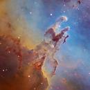 M16 - The Pillars of Creation,                                Tim Hutchison