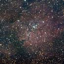 NGC 6820 Bright Nebula HaRGB,                                Stan Westmoreland
