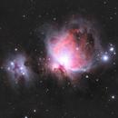 M42 - The Orion Nebula,                                Michel Makhlouta