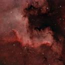 The Cygnus Wall,                                Yeciak_20
