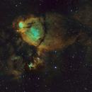 IC 1795 - Fishhead Nebula,                                Space_Man_Spiff