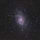 M33 Galaxy,                                OrionRider
