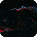 Western Veil and Pickering's Triangle,                                astrobrian