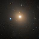 Messier 89 - M89 - Galaxia Eliptica - Eliptic Galaxy,                                Fran Jackson