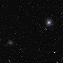M53 + NGC5053,                                Astro-Wene