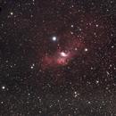 Bubble Nebula,                                bunyon