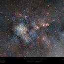 Tarantula Nebula NGC 2070 with Hyperstar,                                Paul Baker