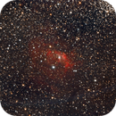 NGC 7635, The Bubble Nebula,                                Kevin Wigell