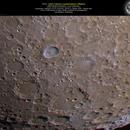 Moon - Tycho • Clavius • Longomontanus • Maginus,                                Oleg Zaharciuc