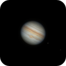 GRS transit with Io, Ganymede & Europa,                                Euripides