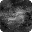 DWB111 - Propeller Nebula Ha,                                Kristof Dierick