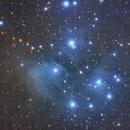 The Pleiades - M45,                                julianr