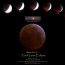 Total lunar eclipse 21/01/2019,                                Lujafer