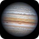Jupiter with Oval BA and white spots,                                周志伟