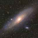 M31 Andromeda Galaxy,                                Hata Sung