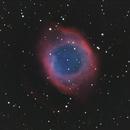 NGC-7293 Helix Nebula,                                Eddie Hunnell