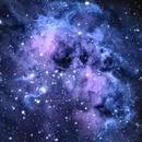 Tadpoles Nebula,                                Steven de Vet