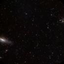 NGC 7331 y Quinteto de Stephan,                                Máximo Bustamante