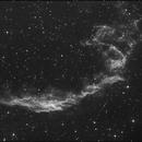 Eastern Veil Nebula in Ha,                                Sandra Repash