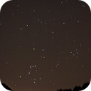 Wide skies with Orion and Pleiades,                                Evie