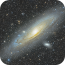 Andromeda Galaxy,                                Claus Müller