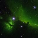 Horshead Nebula SHO,                                Ben Loftin