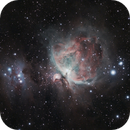 M42 - Orion Nebula,                                Rudresh Agarwal