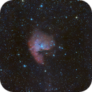 NGC 281 PacMan Nebula,                                Nikos Pesmatzoglou