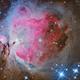 Orion Nebulae  M42,                                Marc Verhoeven