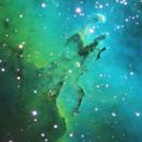 M16 - The Eagle Nebula,                                Kyle Butler