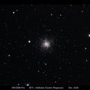 M15 - Globular Cluster,                                Paulo Pereira