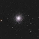 M13 The Great Globular Cluster In Hercules,                                Bob Rucker